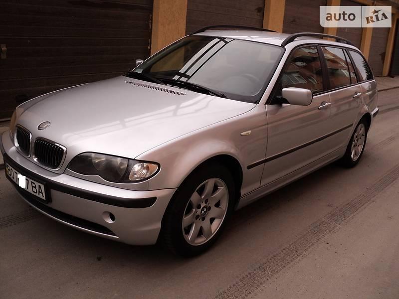 BMW 320 2002 в Тернополе