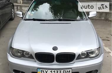 BMW 320 2004 в Хмельницькому