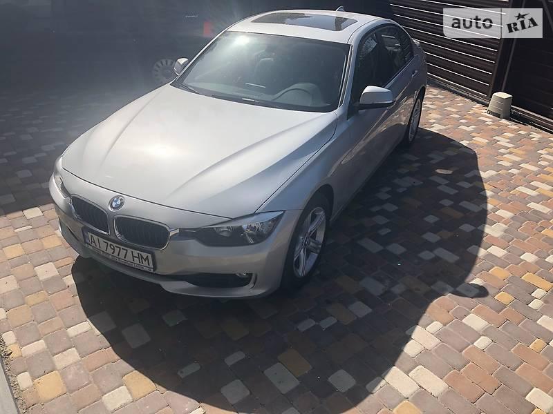 BMW 320 2015 в Білій Церкві