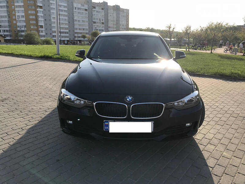BMW 320 2014 в Львові