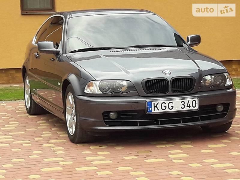 BMW 320 2001 в Тячеве