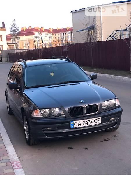 BMW 3 серия 2000 года в Киеве