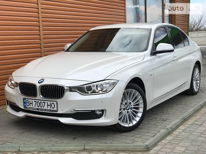 BMW 3 серия 2013 года в Одессе
