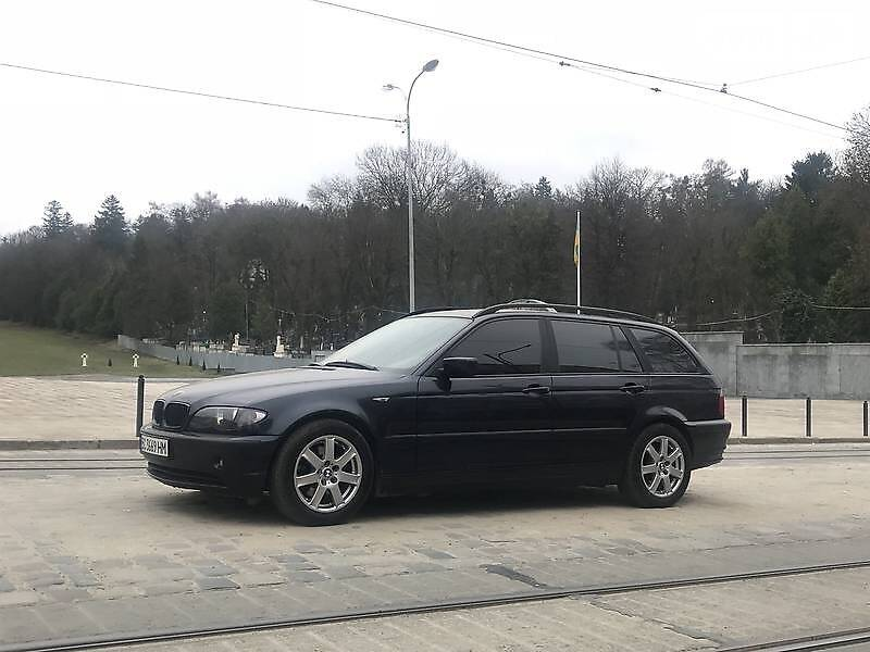 BMW 320 2002 в Львове
