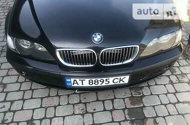 BMW 320 2002 в Ивано-Франковске