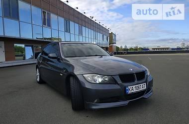 Седан BMW 320 2006 в Киеве