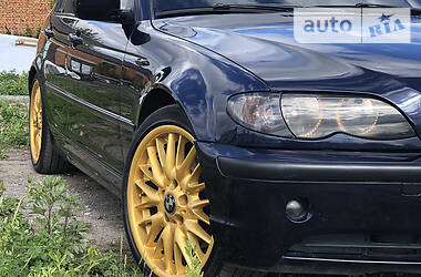BMW 320 2002 в Староконстантинове