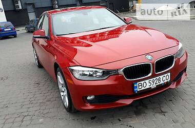 BMW 320 2013 в Тернополе