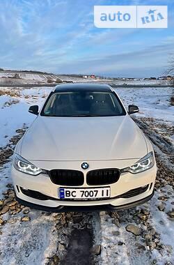 BMW 320 2015 в Самборе