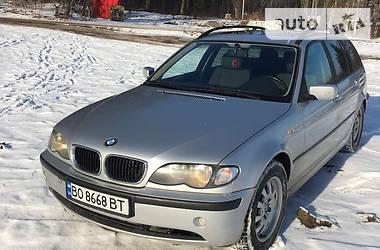 BMW 320 2001 в Тернополі