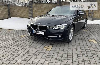 BMW 320 2015 в Львові