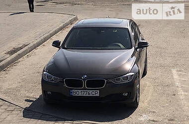 BMW 320 2012 в Тернополе