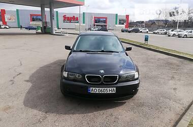 BMW 320 2003 в Сваляве