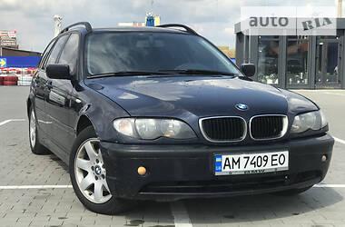 BMW 320 2002 в Виннице