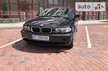 BMW 320 2004 в Ивано-Франковске