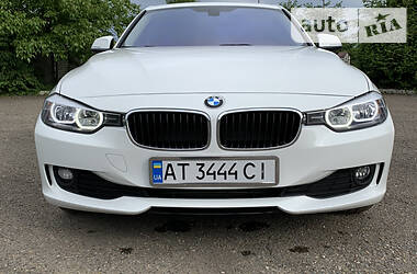 Седан BMW 320 2014 в Ивано-Франковске