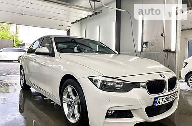 Седан BMW 320 2015 в Львове