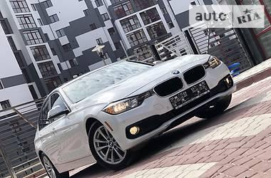 Седан BMW 320 2018 в Ивано-Франковске