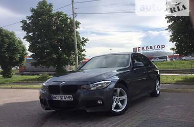 Седан BMW 320 2014 в Ровно