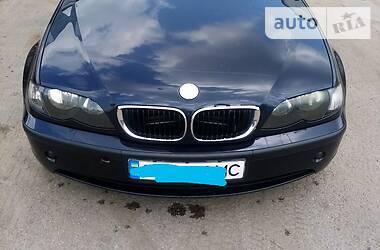 Седан BMW 320 2003 в Одессе