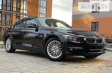 Седан BMW 320 2015 в Ивано-Франковске