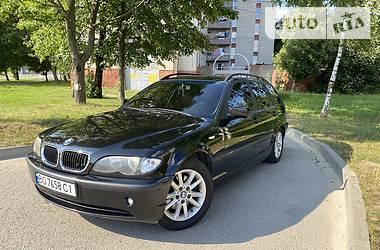Универсал BMW 320 2002 в Львове