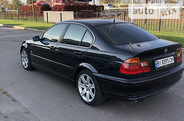 Седан BMW 320 1999 в Полтаве