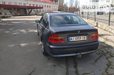 Седан BMW 320 2002 в Киеве