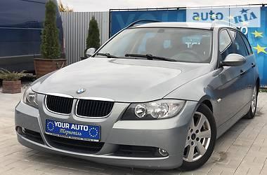 Универсал BMW 320 2006 в Тернополе