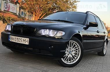Универсал BMW 320 2005 в Одессе