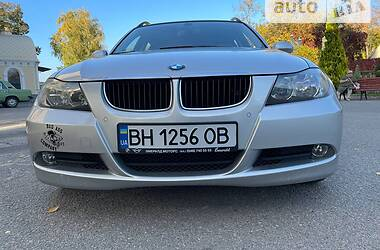 Унiверсал BMW 320 2006 в Одесі