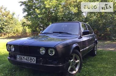 Седан BMW 324 1987 в Ковеле