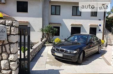 BMW 325 2002 в Харькове