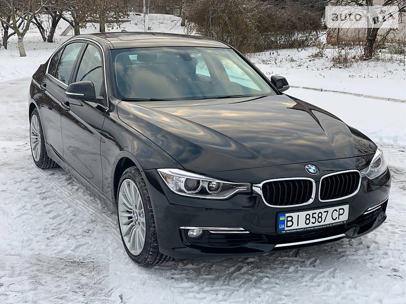 BMW 3 серия 2014 года в Полтаве