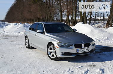 BMW 328 2013 в Ровно