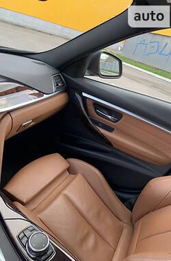 Седан BMW 328 2016 в Мелитополе