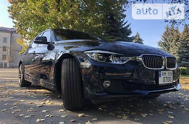 Седан BMW 328 2015 в Коростишеві