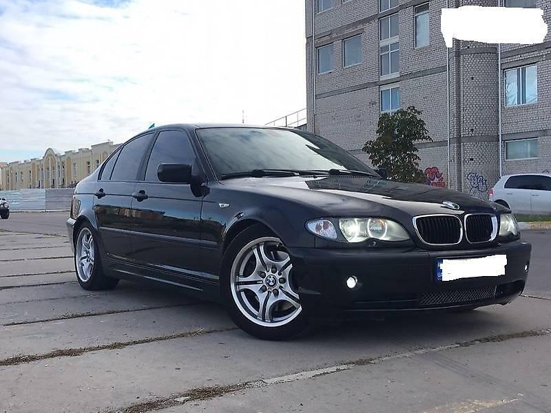 BMW 3 серия 2003 року в Києві