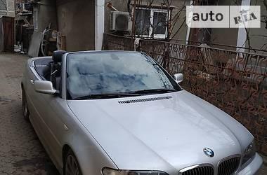Кабриолет BMW 330 2003 в Черновцах