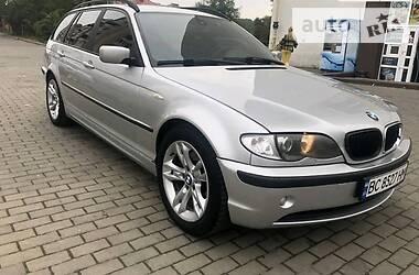 Универсал BMW 330 2001 в Львове