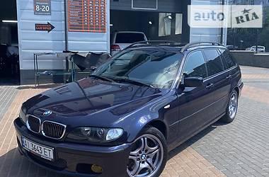 Универсал BMW 330 2002 в Белой Церкви
