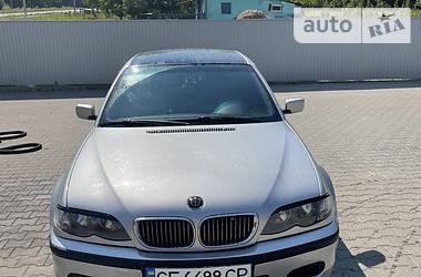 Седан BMW 330 2002 в Сторожинце