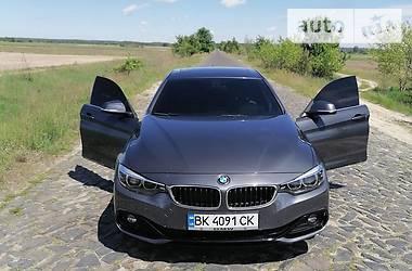 BMW 4 Series Gran Coupe 2016 в Ровно