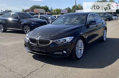 BMW 4 Series Gran Coupe 2015 в Киеве