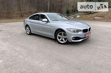 BMW 420 2015 в Львове