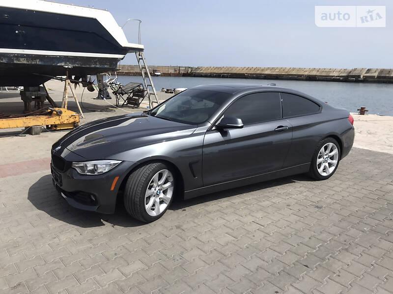 Купе BMW 428 2015 в Одесі