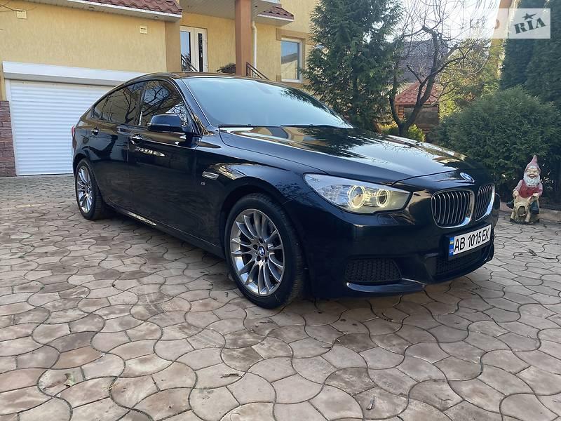 BMW 520 GT 2014 в Виннице