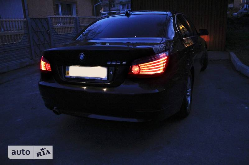 BMW 520 2008 в Хмельницком