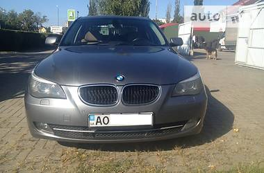 BMW 520 2008 в Ужгороде