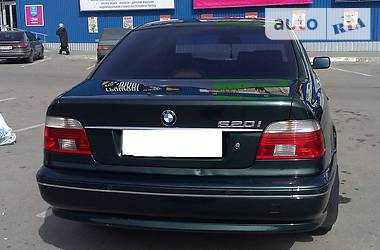 BMW 520 2002 в Первомайске